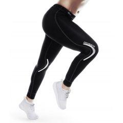 Женские компрессионные штаны Rehband 623006 - черный