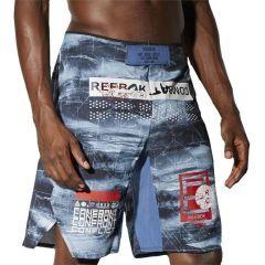 ММА шорты Reebok Combat Prime MMA - синий/серый