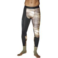Компрессионные штаны Reebok Combat Ankle Lock - KHAKI