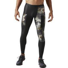 Компрессионные штаны Reebok CrossFit Printed