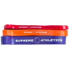Комплект из 3-х резиновых петель Supreme Athletics