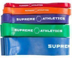 Комплект из 5-и резиновых петель Supreme Athletics