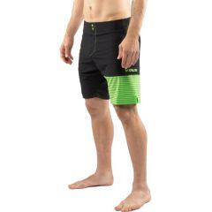 Спортивные шорты Virus HYDRO PERFORMANCE (ST4) - черный/зеленый