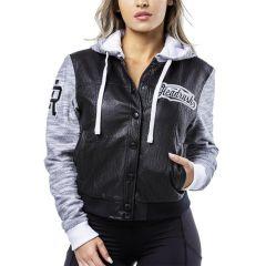 Женская куртка Headrush Tyra - черный/белый