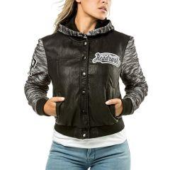 Женская куртка Headrush Tyra - черный/серый