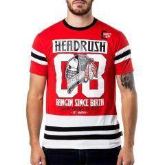Футболка Headrush Geronimo - красный