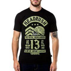 Футболка Headrush Moriarty - черный