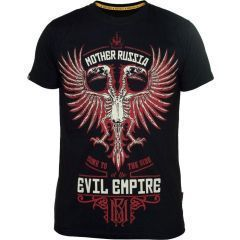 Футболка Mother Russia Evil Empire - черный