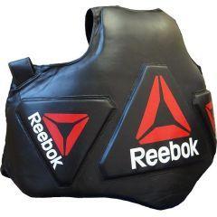 Тренерская защита корпуса Reebok - черный/красный