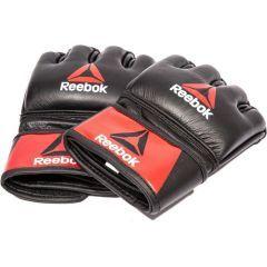 ММА перчатки Reebok - черный/красный