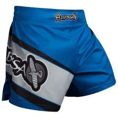 Шорты Hayabusa Kickboxing - синий/серый