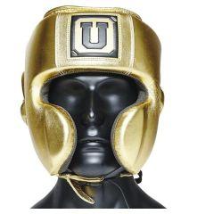 Боксерский шлем Ultimatum Boxing Gen3Mex Gold
