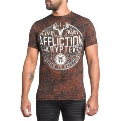 Футболка Affliction Buck