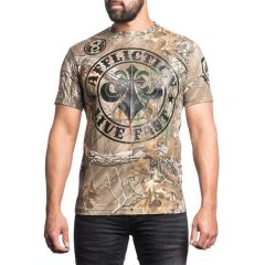 Футболка Affliction Realtree Camo