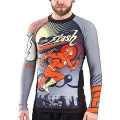 Рашгард Fusion The Flash Running Man