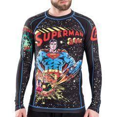 Рашгард Fusion Superman 2001 Comic Cover