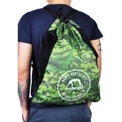 Спортивный мешок Manto Green Camo