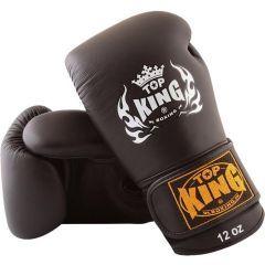 Перчатки боксерские Top King Boxing Ultimate - черный