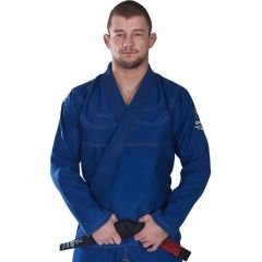 Кимоно (ги) для БЖЖ Ground Game Champion - синий