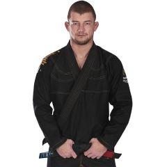 Кимоно (ги) для БЖЖ Ground Game Champion - черный