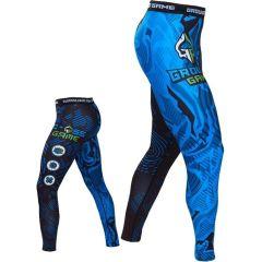 Компрессионные штаны Ground Game Camo