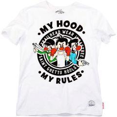 Футболка Trailhead My Hood - белый