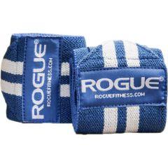Кистевые бинты Rogue Wrist Wraps - синий/белый