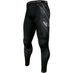 Компрессионные штаны Hayabusa Metaru Charged - черный