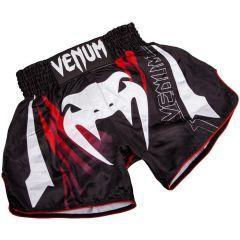 Тайские шорты Venum SHARP 3.0 - черный/белый
