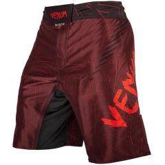 ММА шорты Venum Nightcrawler - бордовый