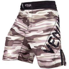 ММА шорты Venum Wave Camo - серый