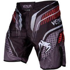 ММА шорты Venum Elite 2 - серый/красный
