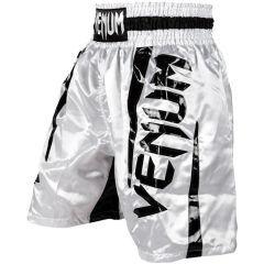 Боксёрские шорты Venum Elite - белый