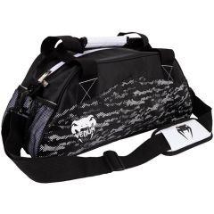 Спортивная сумка Venum Camoline - черный/белый