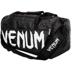 Спортивная сумка Venum Sparring - черный/белый
