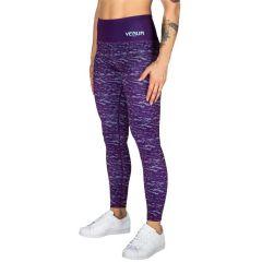 Женские компрессионные штаны Venum Camoline - фиолетовый