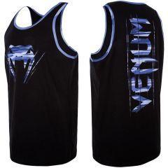 Майка Venum Wave Camo - черный/синий