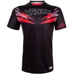 Тренировочная футболка Venum SHARP 3.0 - черный/красный