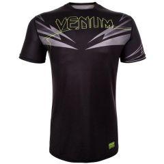 Тренировочная футболка Venum SHARP 3.0 - черный/серый