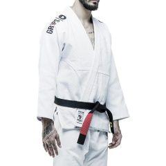 Кимоно (ги) для БЖЖ Grips Athletics Secret Weapon Evo - белый