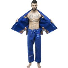 Кимоно (ги) для БЖЖ Grips Athletics Secret Weapon Evo - синий
