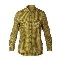 Рубашка-сорочка Варгградъ Жёлтая клетка