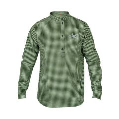 Рубашка-косоворотка Варгградъ Зелёная клетка