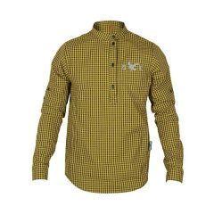 Рубашка-косоворотка Варгградъ Жёлтая клетка