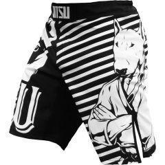 ММА шорты Jitsu Gentle & Strong