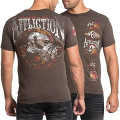 Футболка Affliction Thunder Shop