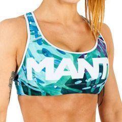 Женский тренировочный топик Manto Hermosa