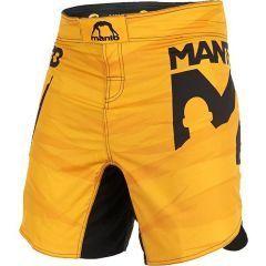 ММА шорты Manto Dual - желтый
