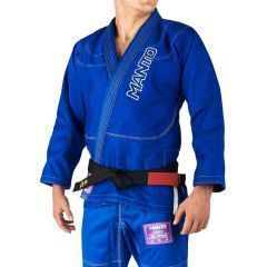 Кимоно (ги) для бжж Manto Clasico B/W - синий