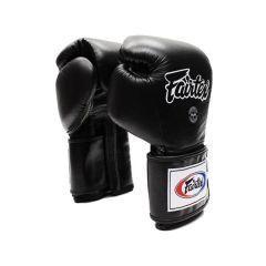 Боксерские перчатки Fairtex BGV5 black-red